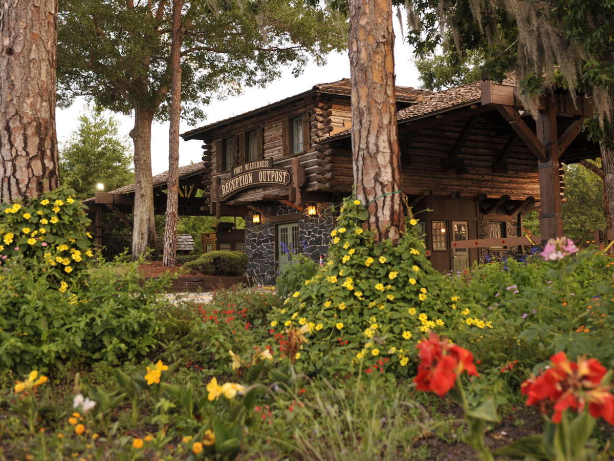 Disney\'s Fort Wilderness Resort, Orlando, Florida | Miami Rv Rentals ...