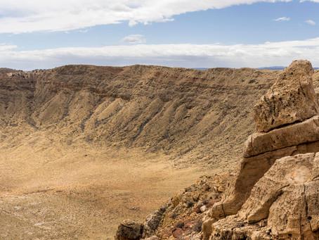 Meteor Crater RV Park, Winslow Arizona