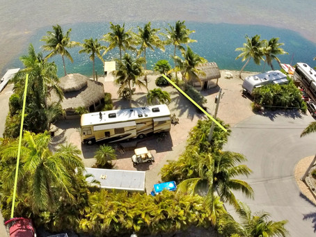 Bluewater Key RV Resort, Florida Keys