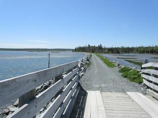 Salt Marsh Trail, Nova Scotia's Eastern Shore