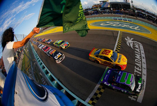NASCAR in Miami November 14