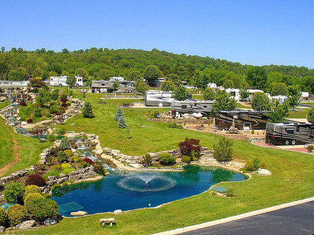 Ozarks RV Resort, Table Rock Lake Arkansas