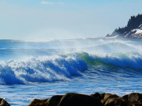 Martinique Beach Provincial Park, Nova Scotia