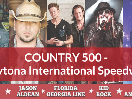 Country 500, Daytona Beach