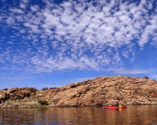 Willow Lake RV Park, Prescott Arizona