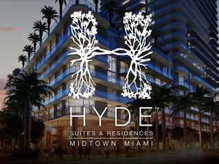 Fully Furnished Units Available @ HYDE Midtown 305-929-3326