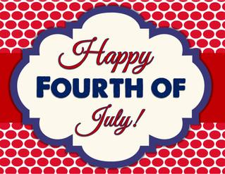 Happy Fourth~