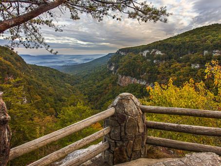 Black Mountain State Park, Clayton, Georgia