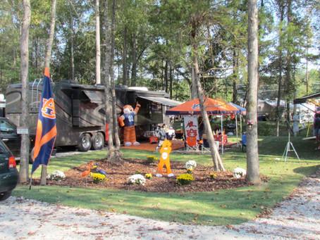 University Station RV Resort, Auburn Alabama