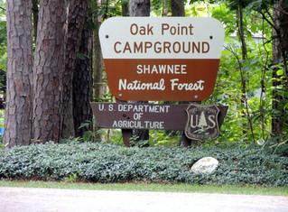 Oak Point Campground, Harrisburg Illinois