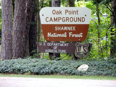 Oak Point Campground, Harrisburg Illinois