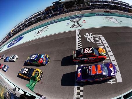 Homestead Motor Speedway- NASCAR