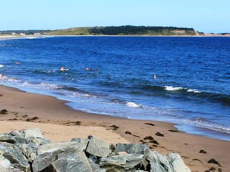 Lawrencetown Beach Provincial Park, Nova Scotia