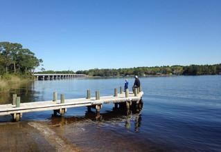 Rocky Bayou State Park, Niceville Florida