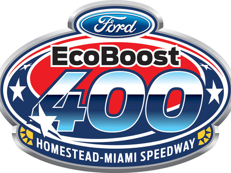 NASCAR Ford EcoBoost 400  November 16th to 18th 2018  RESERVE TODAY