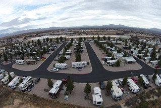 Butterfield RV Resort, Benson Arizona