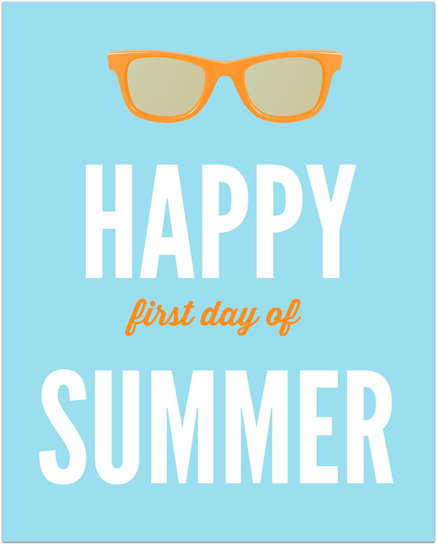 Happy First Day Of Summer! June 21 ...