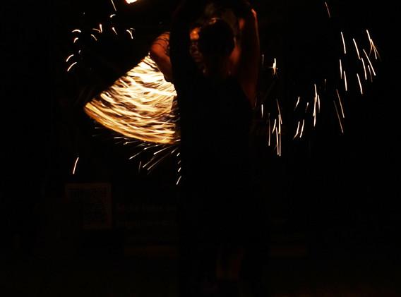 Feuerfunken Halloween
