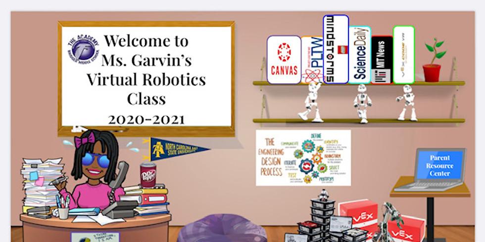 Bitmoji Classroom with STEMbotics Learning Center