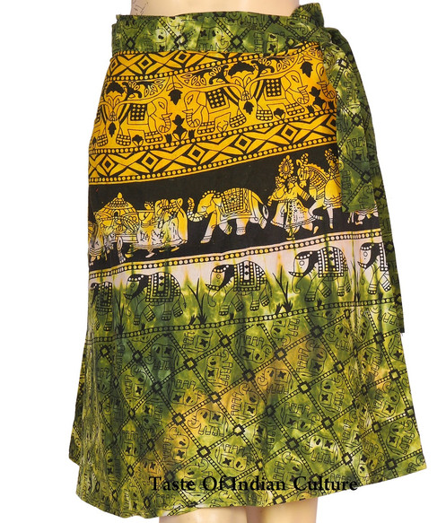 4e458131a6 This Special Women's Wrap Around Skirts are Completely Hand-printed by  artisans and designers from Rajasthan,India.These Collection of skirts have  demands ...