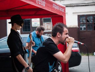 «ROCK-SKHODKA»: Photo Report