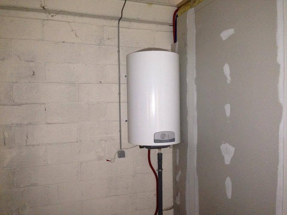 Deconinck boiler