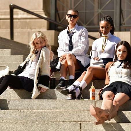 Tendências nas séries | Looks estilo preppy em Gossip Girl