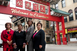 Chicago Community Trust in Chinatown