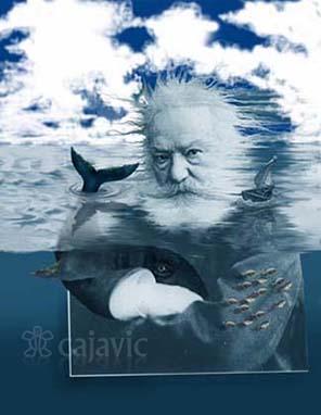 Victor Hugo; el hombre océano