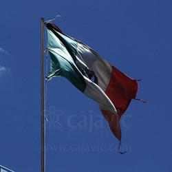 Bandera de México 3