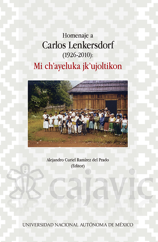Homenaje a Carlos Lenkersdorf