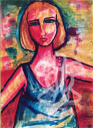 Retrato de memoria (Huguett)