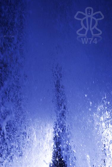 Hendidura de agua en el cielo 1
