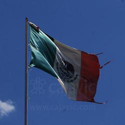 Bandera de México 4