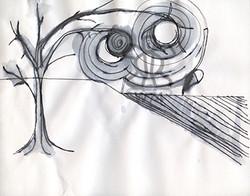 El arbol de ying-yang