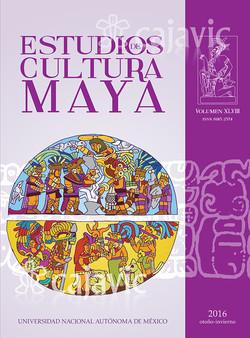 Estudios de Cultura Maya XLVIII