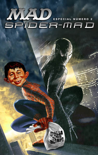 MAD+spiderman