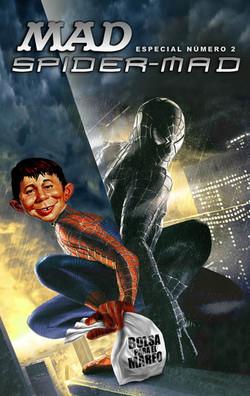 MAD+spiderman