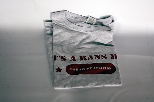 "Item 42 ""IT'S A RANS MAN!"" T-Shirt"