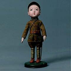 軍人人形(ぐんじんにんぎょう)