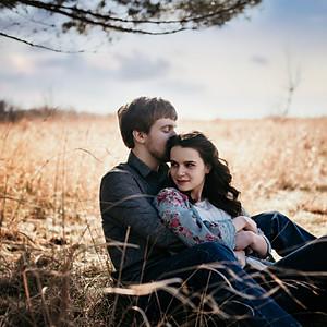 Allison and Jonathan Engagment