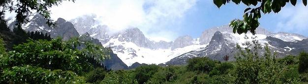 Camping La Isla Picos de Europa Bungalows Potes