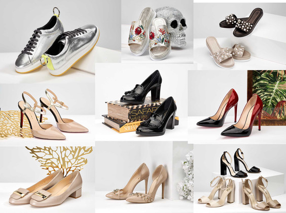 Ayakkabı Fotoğraf Çekimleri