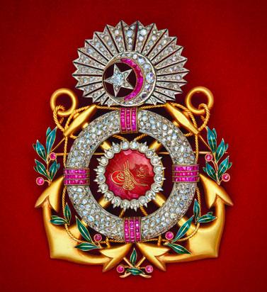 Sultan Reşat Donanma arması