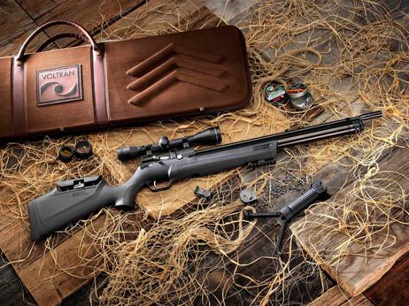 Voltran Av Silahları - katalg fotoğraf çekimi