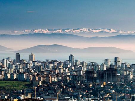İstanbul'dan Uludağ fotoğrafı çekmek...