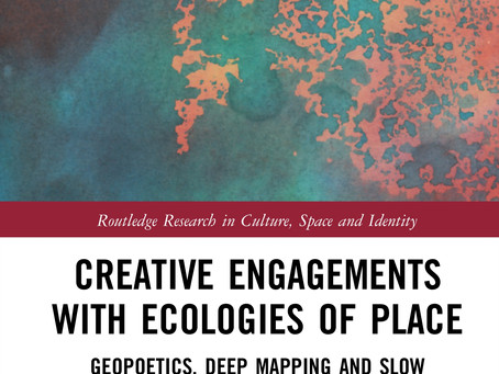 Book launch for 'Creative Engagements with Ecologies of Place' | 29 April 2021