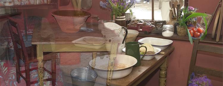 Kitchen Table, 2006