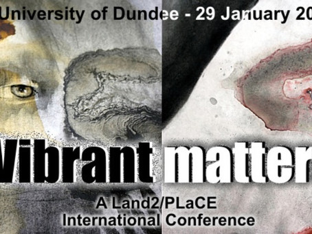 Vibrant Matters, 2015 | Conference