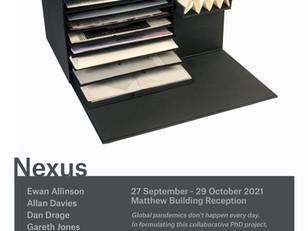 Nexus Book Exhibition   27 Sept - 29 Oct 2021